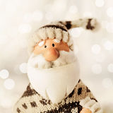 Weihnachten Weihnachtsmann Lizenzfreies Stockfoto