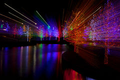 Weihnachten (Zusammenfassung) Stockfotografie