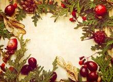 Weihnachtenbacground. lizenzfreies stockbild