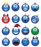 Weihnachtenc$dekorationgefühle Lizenzfreie Stockfotos