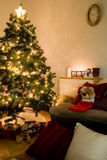 Weihnachtendeco Stockbild