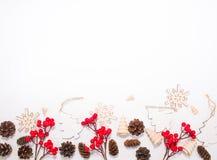 Weihnachts- oder des neuen Jahreshintergrund lizenzfreie stockfotografie