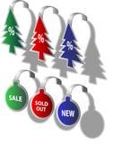 Weihnachts-Preise Lizenzfreie Stockbilder