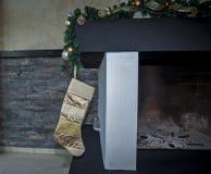 Weihnachts- und des neuen Jahresdekoration Lizenzfreies Stockbild