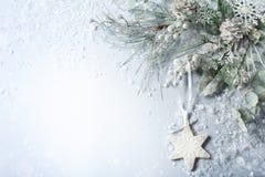 Weihnachts- und des neuen Jahresfeiertagskonzept stockfoto
