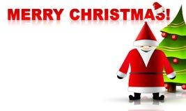 Weihnachts- und des neuen Jahreshintergrund Stockfotografie