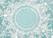 Weihnachts- und des neuen Jahreskarte Lizenzfreies Stockbild