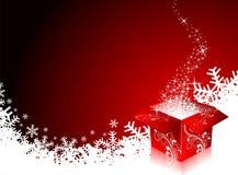 Weihnachtsabbildung Stockbild
