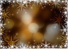 Weihnachtsabbildung Lizenzfreies Stockbild