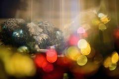 Weihnachtsabend! Foto auf Lager Lizenzfreie Stockfotografie