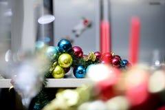 Weihnachtsabend! Foto auf Lager Lizenzfreie Stockbilder