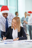 Weihnachtsabkommen Lizenzfreie Stockbilder