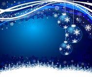 Weihnachtsabstrakte vektorabbildung Lizenzfreie Stockfotos