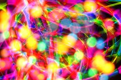 Weihnachtsabstrakter Hintergrund Lizenzfreie Stockfotografie