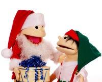 Weihnachtsanerkennung Stockfotos
