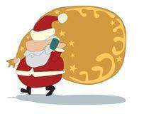 Weihnachtsaufruf Stockfoto