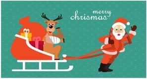 Weihnachtsausfall Stockfotografie