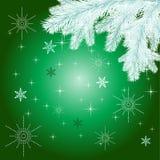 Weihnachtsauslegung Lizenzfreie Stockbilder