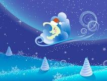 Weihnachtsauslegung Lizenzfreie Stockfotos
