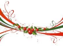 Weihnachtsauslegung Stockfotos