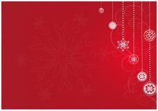Weihnachtsauslegung Stockbilder