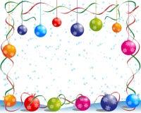 Weihnachtsauslegung Lizenzfreies Stockfoto