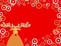 Weihnachtsauslegung stock abbildung