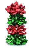 Weihnachtsbögen Stockfotografie
