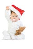 WeihnachtsBaby Stockbilder