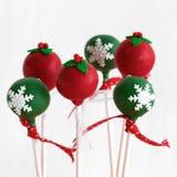 Weihnachtsbacken Lizenzfreie Stockfotos