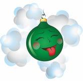 Weihnachtsball vektor abbildung