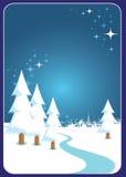 Weihnachtsbaum. stock abbildung