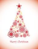Weihnachtsbaum. Stockbild