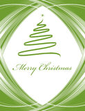 Weihnachtsbaum. Stockfotos