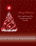 Weihnachtsbaum. Lizenzfreie Stockfotos