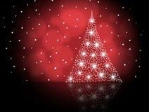 Weihnachtsbaum. Lizenzfreies Stockbild