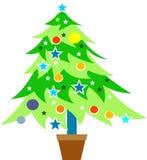 Weihnachtsbaum Stockfotos