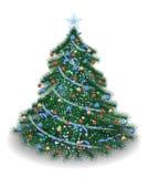 Weihnachtsbaum Lizenzfreie Stockfotografie