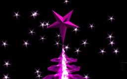 Weihnachtsbaum Lizenzfreies Stockbild