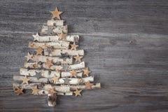Weihnachtsbaum Stockfoto