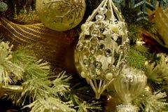 Weihnachtsbaum-Dekor Lizenzfreies Stockbild