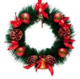 Weihnachtsbaum-Dekoration Lizenzfreie Stockfotografie