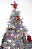 Weihnachtsbaum und Geschenke Stockbilder