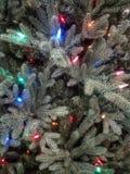Weihnachtsbaumabschluß oben Lizenzfreie Stockbilder