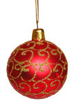 Weihnachtsbaumdekoration lizenzfreie stockfotos