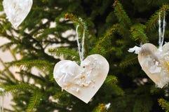 Weihnachtsbaumdekoration Stockfoto