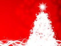 Weihnachtsbaumhintergrund lizenzfreies stockfoto