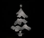 Weihnachtsbaummuster Lizenzfreie Stockfotografie