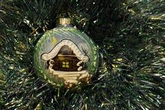 Weihnachtsbaumspielzeug Stockfoto