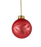 Weihnachtsbaumverzierung Stockfoto